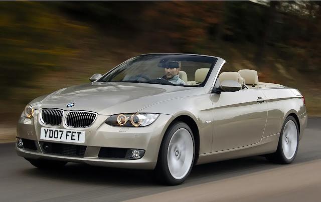 Makyajlı BMW 3 Serisi Coupe-Cabrio Showroomlarda !