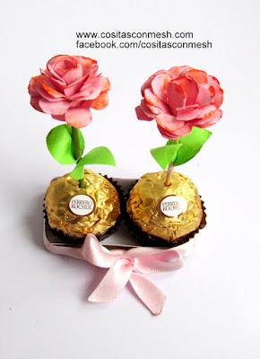 rosas-cartulina-regalo-para-día-madre
