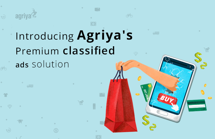 Agriya releases its first ever Online Classified Ads solution