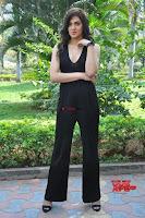 Sakshi Chaudhary in beuatiful black Deep neck Top and trousers at oollo pelliki kukka ~  Exclusive Galleries 014.jpg
