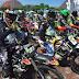 Ratusan Riders Xtrim Motor Trail Adventure Jelajahi Alam Nias Barat