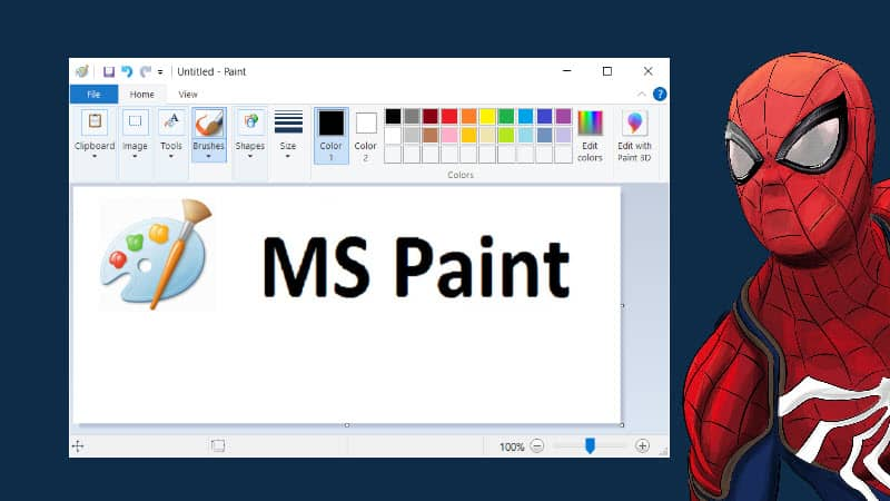Windows 10 Paint app now available in the Microsoft Store; You'll soon be able to download it