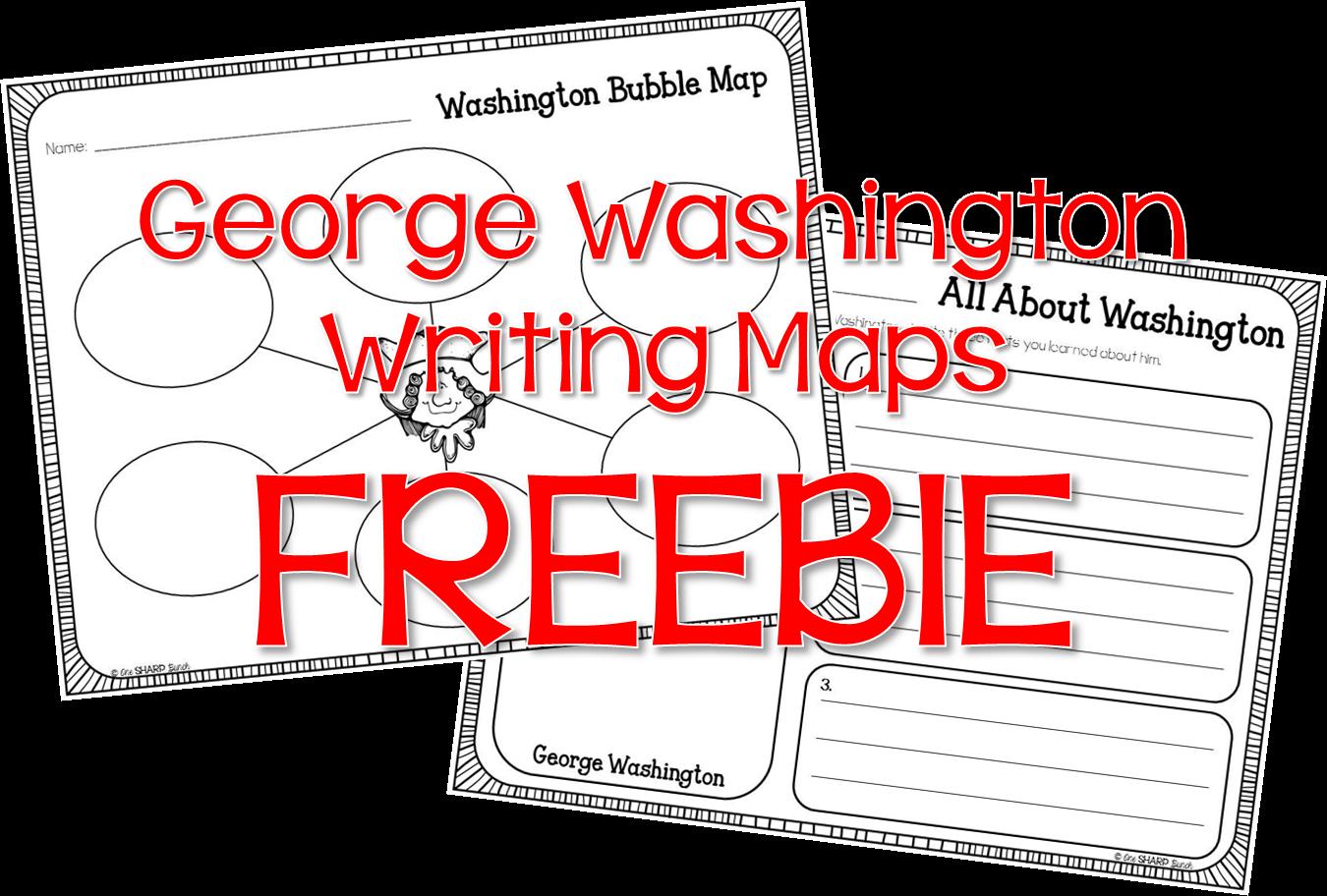 https://www.teacherspayteachers.com/Product/Presidents-Day-Washington-Writing-Maps-FREEBIE-550540