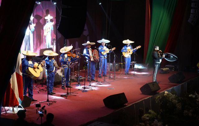 Comienza Festival Internacional de Música Mexicana en Puyehue