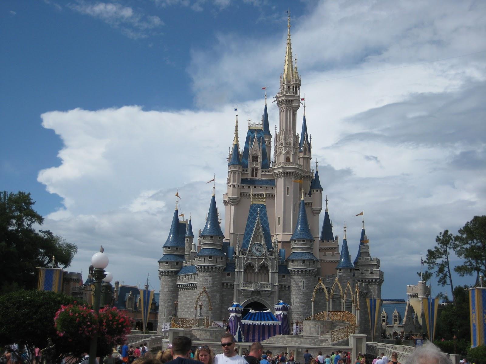 A Journey: Disneyland Orlando: Magic Kingdom: The Castle II