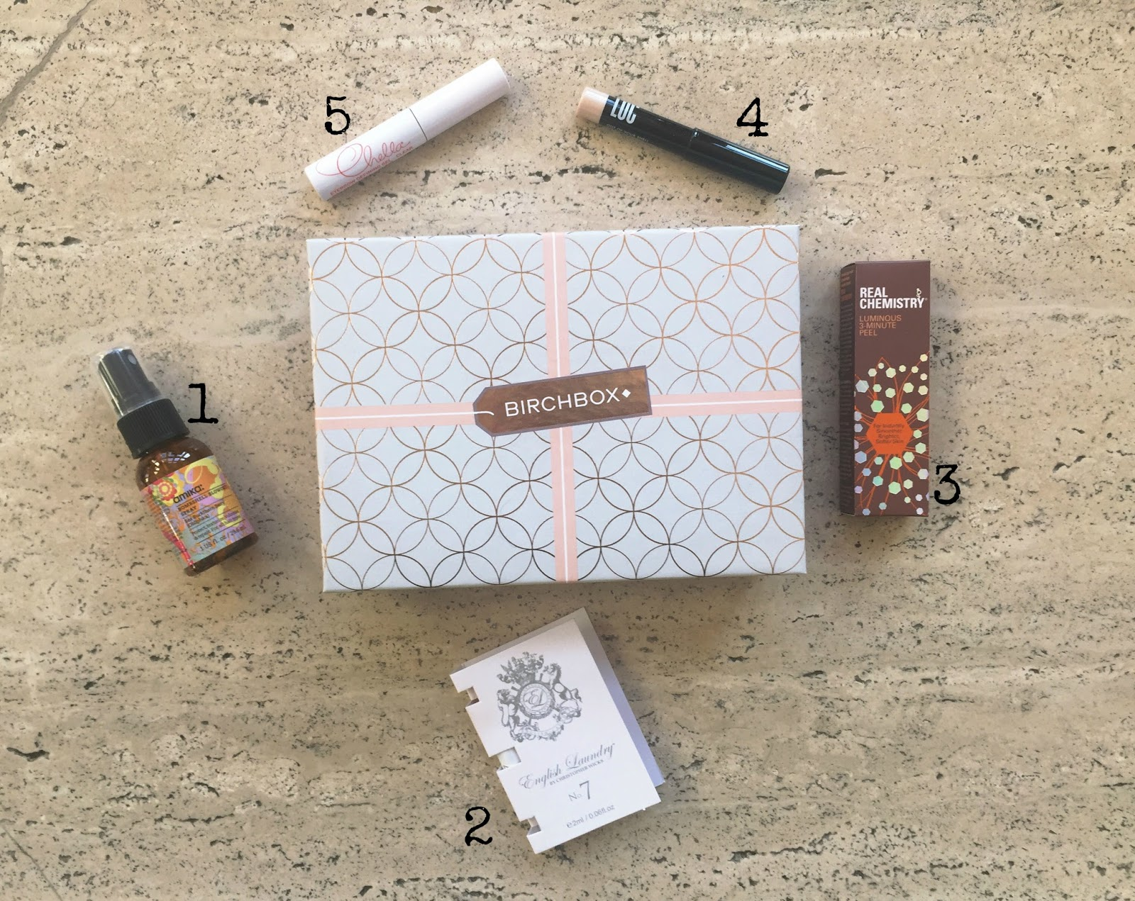 december birchbox review