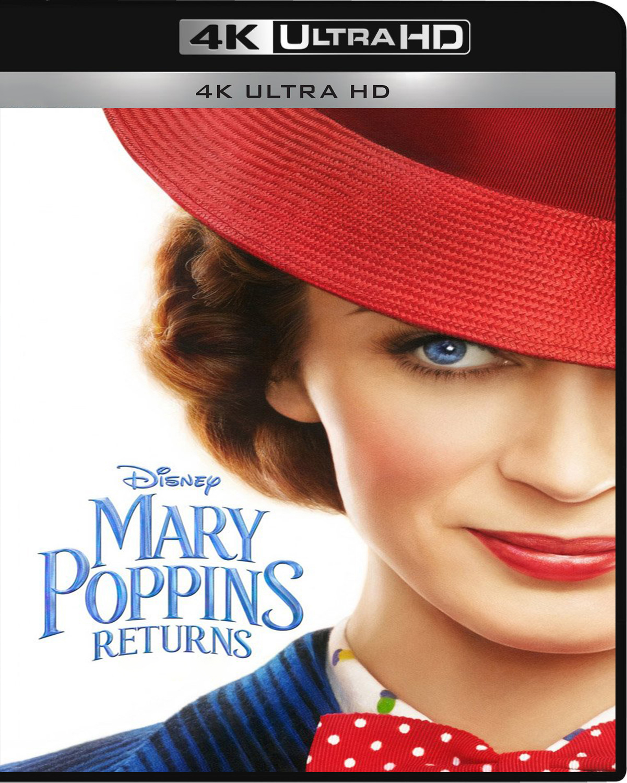 Mary Poppins Returns [2018] [UHD] [2160p] [Latino]