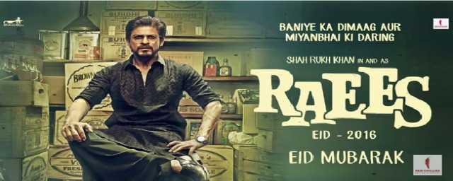 Raees Full Movie Watch Online Hd