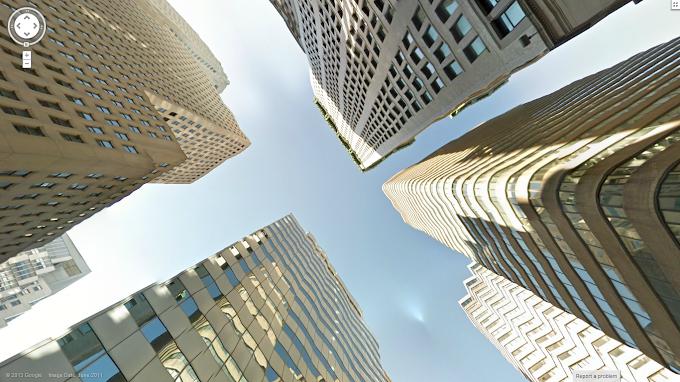 Calatorie virtuala prin New York