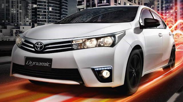 Novo Toyota Corolla Dynamic 2017