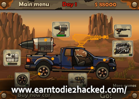 earn to hacked 3