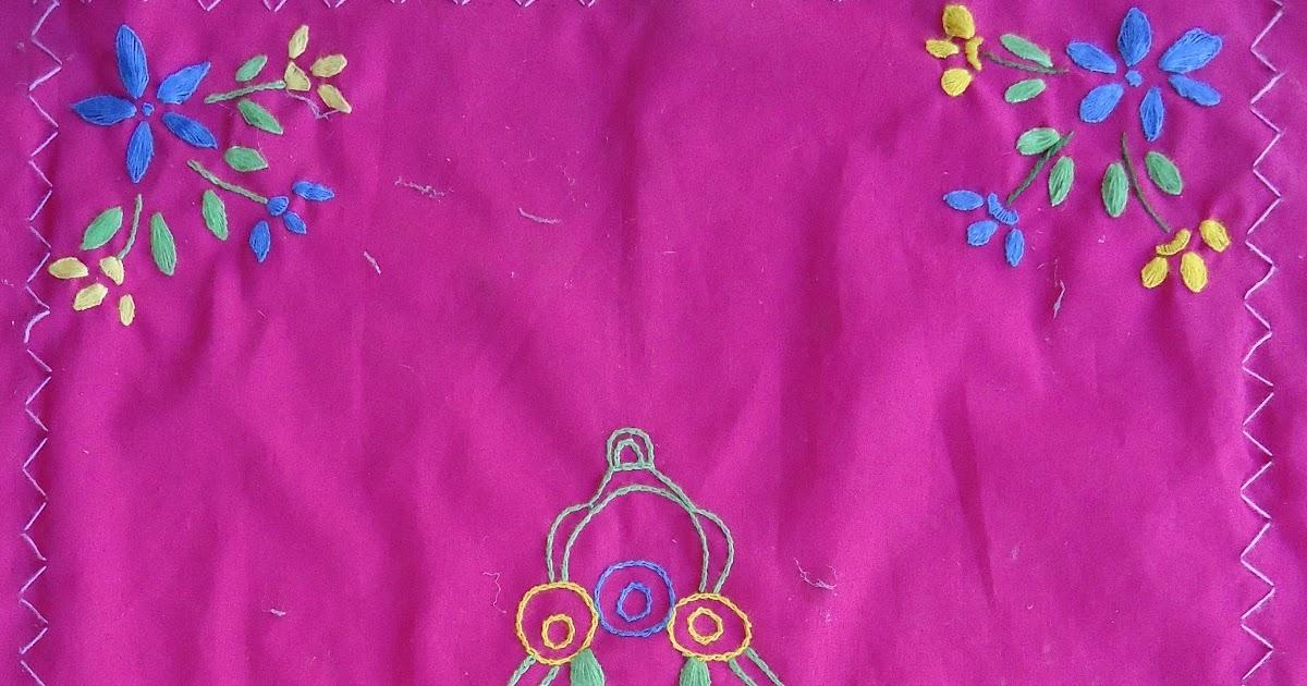 K I S Kurnia Indah Sukmawatik Taplak Meja motif bunga