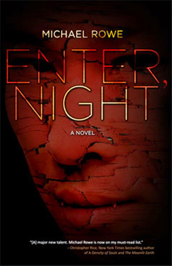 Michael Rowe, Enter Night, Vampire novels, Vampire books, Vampire Narrative, Gothic fiction, Gothic novels, Dark fiction, Dark novels, Horror fiction, Horror novels