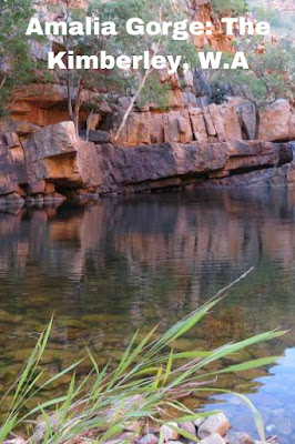 Amalia Gorge, The Kimberley