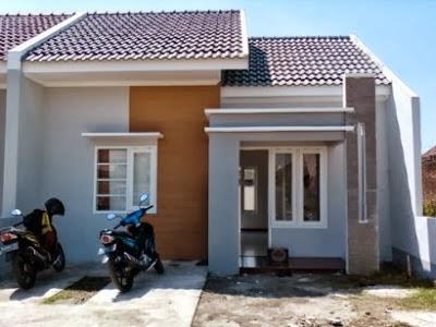 teras rumah minimalis type 36/60