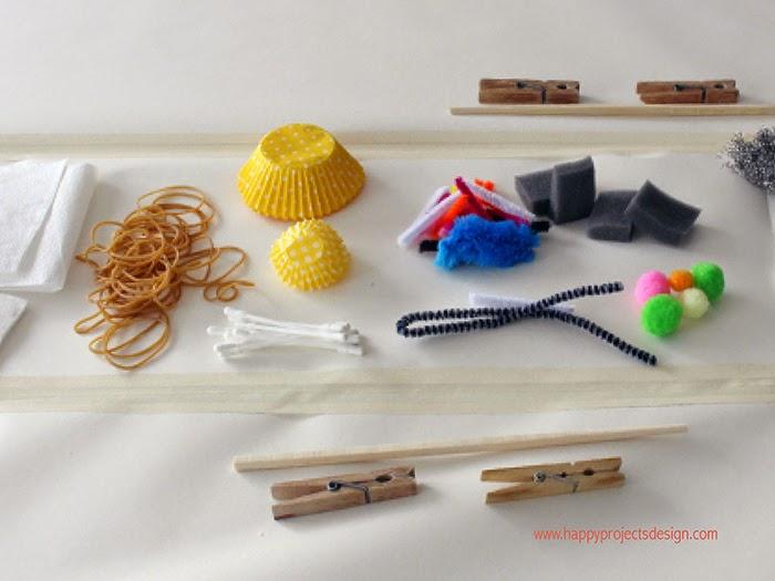 pincels handmade