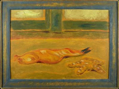 Eugenio Tomiolo, pesce alla finestra