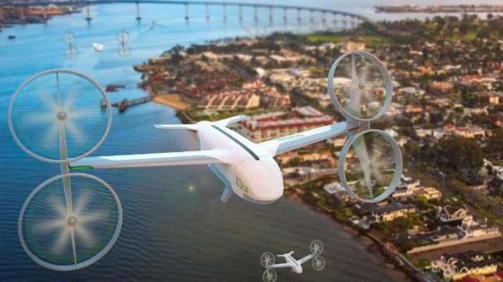 Uber Eats to start testing drone delivery