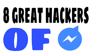 8 great hackers of messenger. Learn some necessary messenger hacks - blogs71