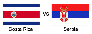 costa rica vs serbia world cup 2018