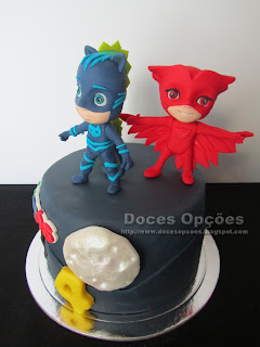 PJ Masks cake birthday