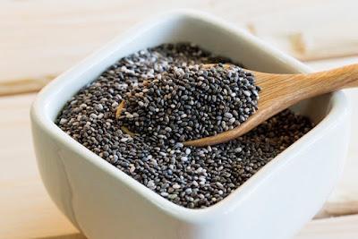 Cara mengolah chia seed untuk membuat puding