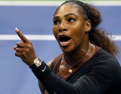 Serena Williams Fined $17,000 for Code Violations During U.S. Open Final