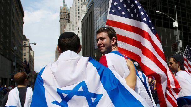 EUA envia 5 bilhões aos judeus