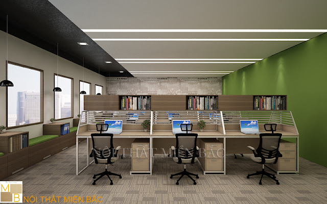 Ghế xoay văn phòng với thiết kế trục xoay linh hoạt giúp người ngồi có thể dễ dàng xoay sang các hướng khác nhau