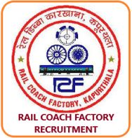 RAIL COACH FACTORY RECRUITMENT FOR 223 ITI APPRENTICE 2019 | APPLY ONLINE