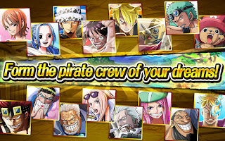 One Piece Treasure Cruise APK v4.0.0 MOD