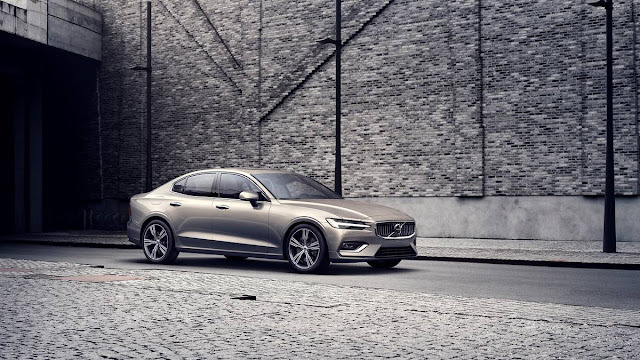 Next 2019 Volvo S60 US Hot Sale front view