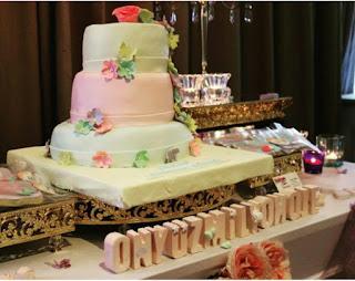 etkinlik pastası