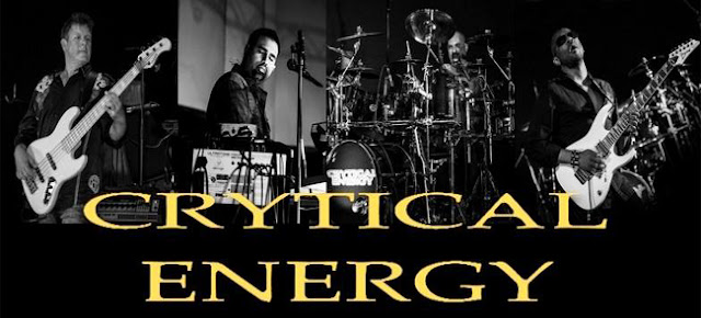 CRYTICAL ENERGY @TheSideWinderTX - APRIL 23rd 2017
