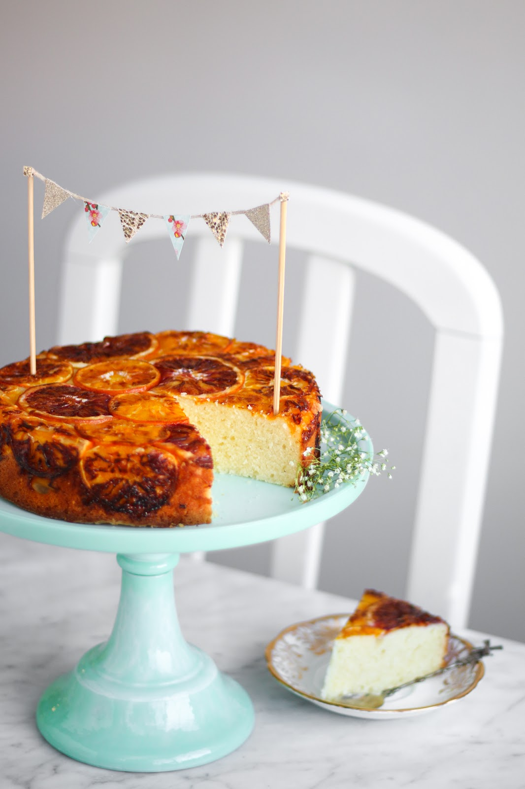 Mandarin Orange Upside Down Cake (Happy Chinese New Year ...