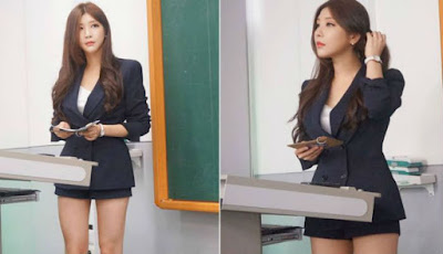 Hyunseo Park : Dosen Cantik Asal Korea Jadi Viral, Netizen Pengen Kuliah Lagi