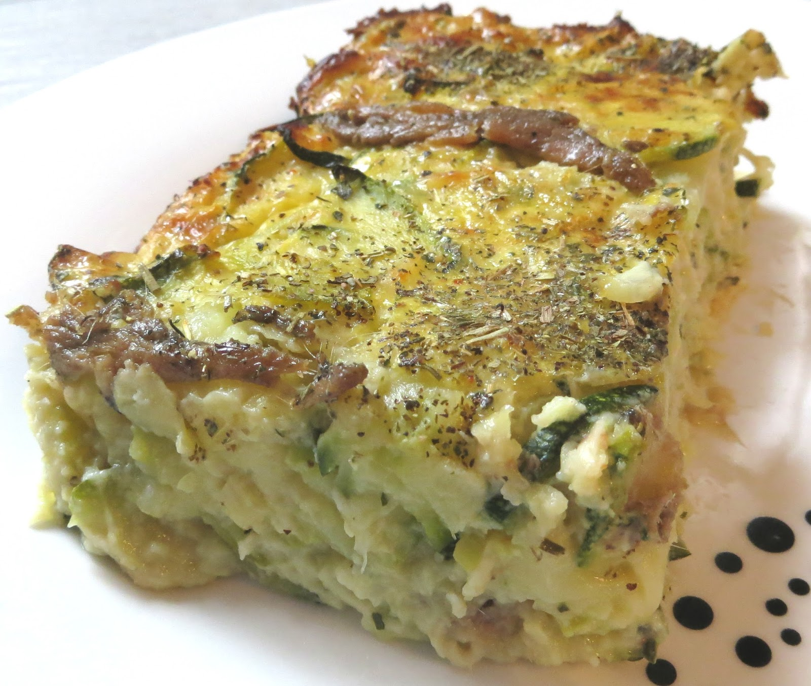 Cocotte forever: Flan courgettes-oignons aux anchois : 224