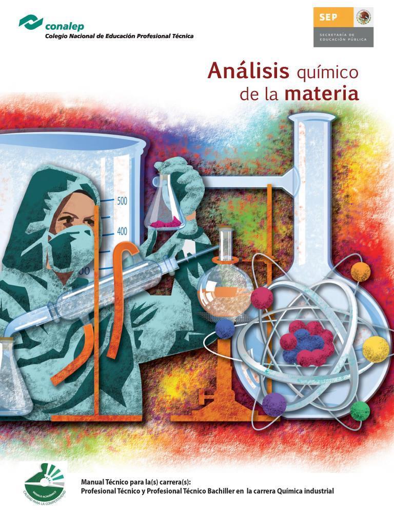 Análisis químico de la materia