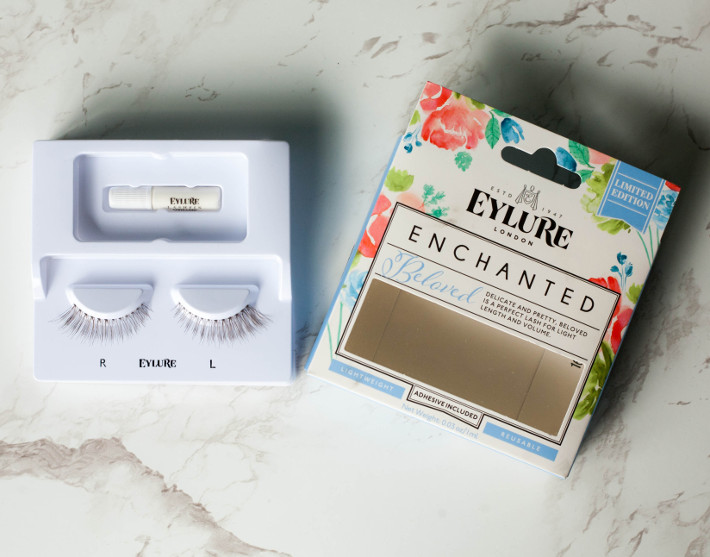 Beauty: Eylure Enchanted false lashes Beloved review