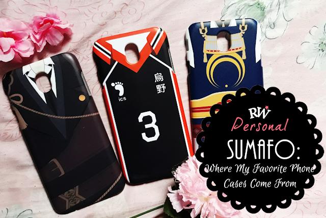 Sumafo Anime Inspired Phone Case Philippines Reverie Wonderland