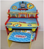 The Thomas Friends Toddler Table And Chairs Set Features Adorable Artwork Of Your Child S Favorite Characters Is Sure To
