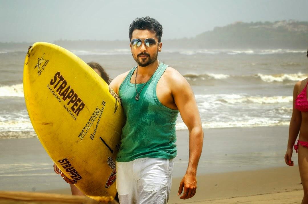 Coogled surya samantha anjaan movie latest unseen hd stills - Six pack wallpaper ...