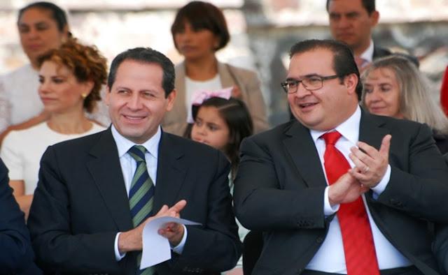 Eruviel Ávila y Javier Duarte