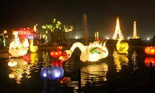 Wisata Taman Pelangi Jogja