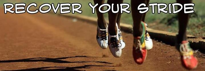 Recover Your Stride