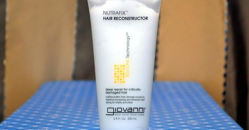 Восстанавливающая <b>маска для волос</b> Nutrafix Hair Reconstructor ...