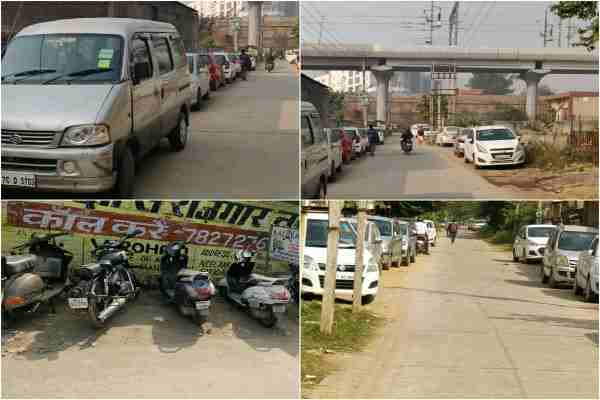 sector-11-e-block-public-angry-escort-mujesar-metro-station-road