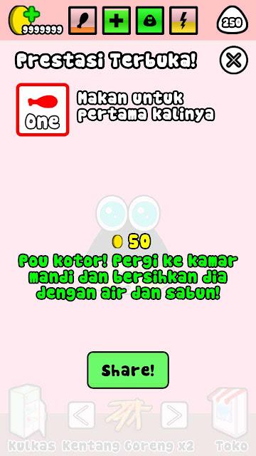pou bahasa indonesia yang baru