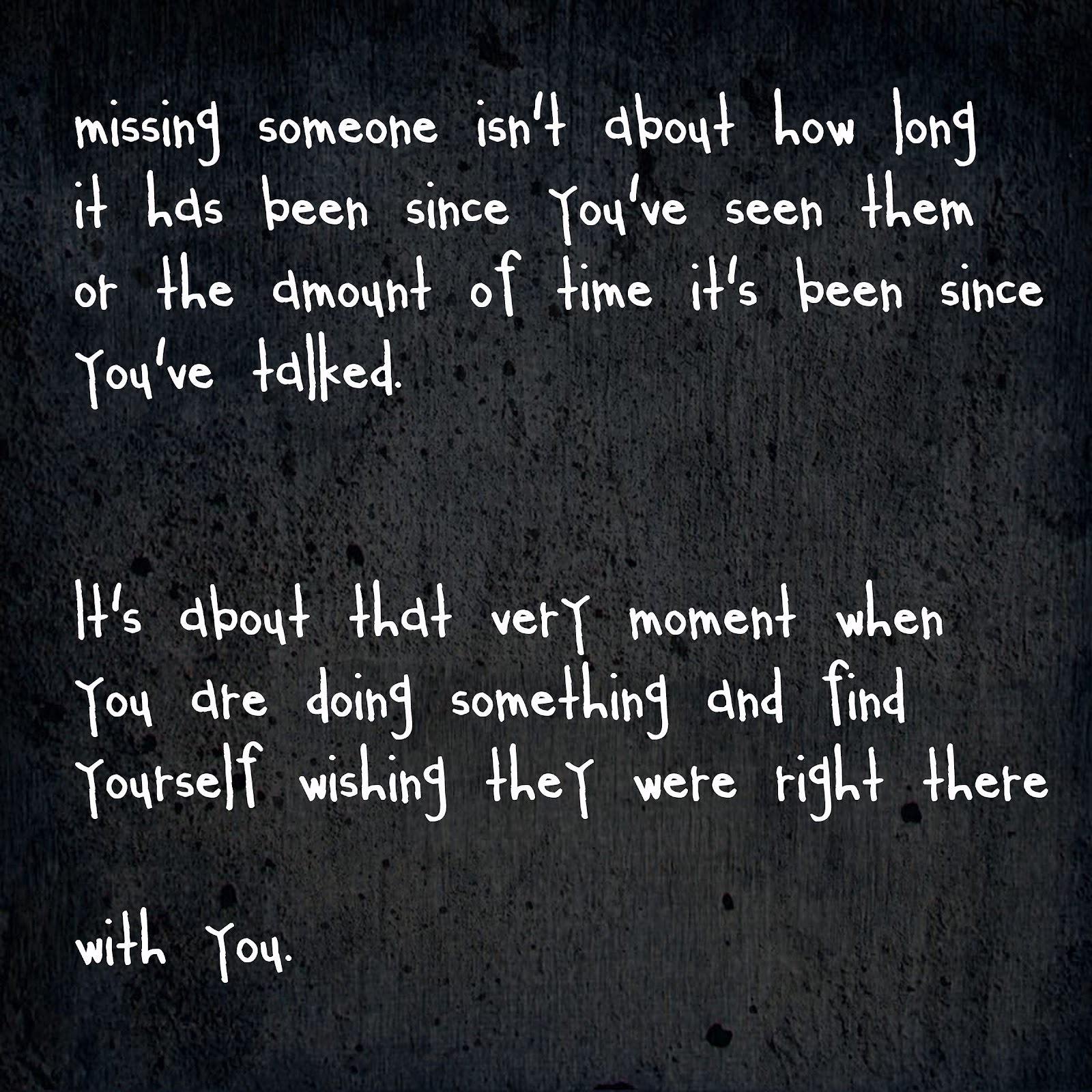 Sad I Miss You Quotes For Friends: Miss You Quotes For Him. QuotesGram