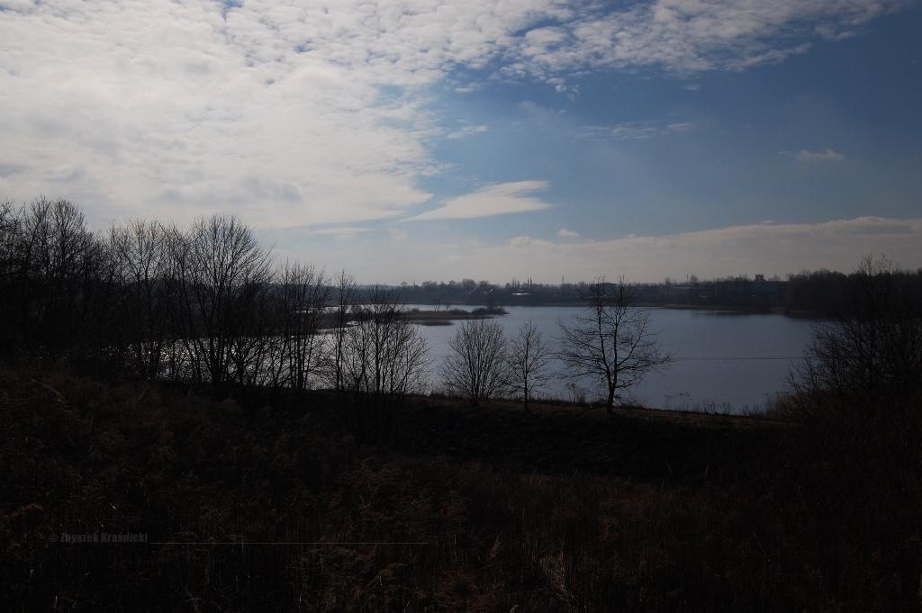 Olsztyn, jezioro Trackie